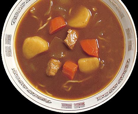 Sanjo Specialty Curry Ramen